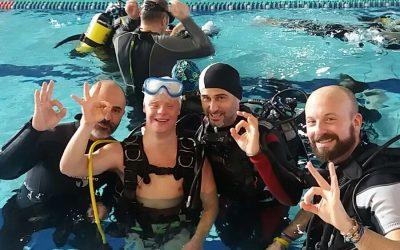 Corsi di attività subacquea con DDI ITALY